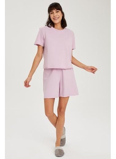 DeFacto Pijama altı Mor